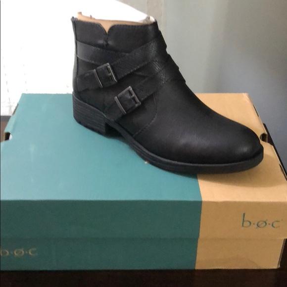 Boc Black Ankle Boots Nantes